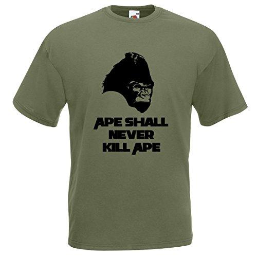 printmeashirt-camiseta-hombre-mujer-verde-oliva
