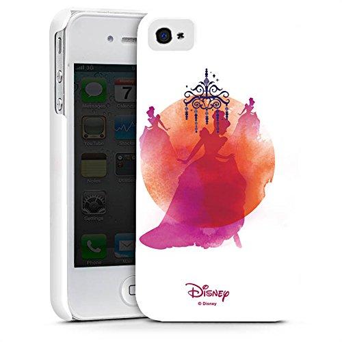 Apple iPhone X Silikon Hülle Case Schutzhülle Disney Cinderella Aschenputtel Geschenke Premium Case glänzend