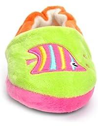 Matt Keely Bebé Chicos Chicas Zapatillas Niños Invierno Calentar Zapatos de felpa