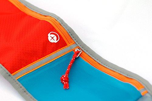 Kimlee - Riñonera Rojo rojo