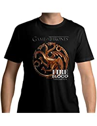 Camiseta Juego de Tronos - &Quot;Fire and Blood&Quot;