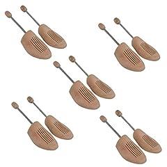 5 Paar Holz Spiralfeder AUS