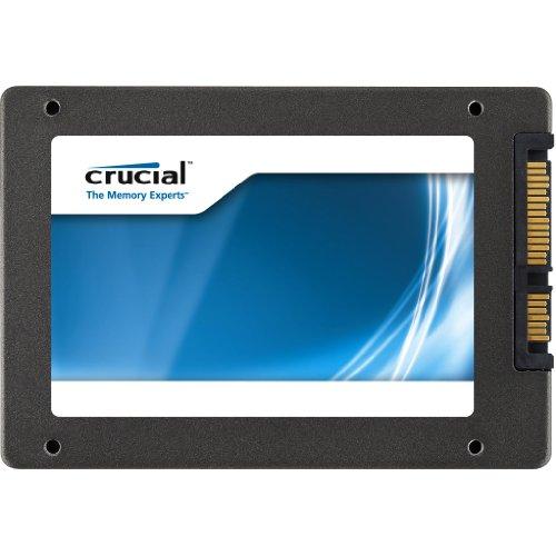 Crucial CT128M4SSD2 128GB interne SSD-Festplatte (6,4cm (2,5 Zoll), SATA)