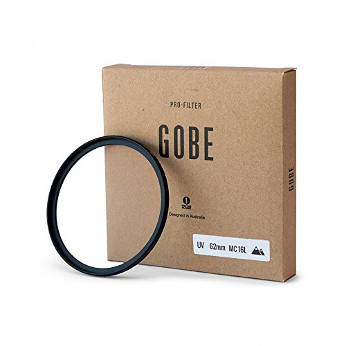 Gobe UV 62mm JapanOptic 16-Schichten-Multi-Resistant beschichteter Ultraviolett-Filter