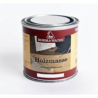 Fertige 1K Holzmasse aus Echtholzmehl hergestellt (42 - Buche)