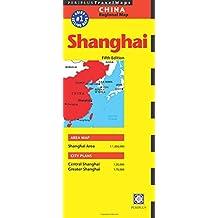 Periplus Travel Map Shanghai: China Regional Map
