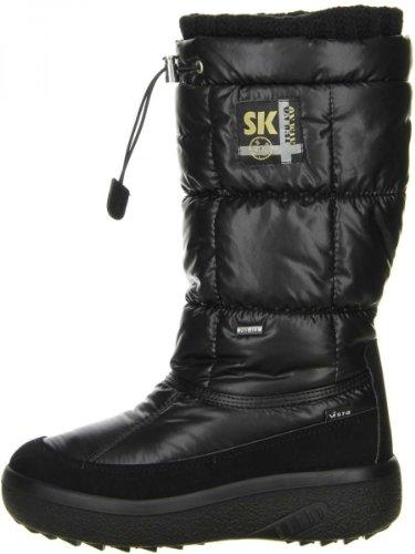 Vista  11-12452 Baltico Schwarz, Bottes de ski femme Noir - Noir