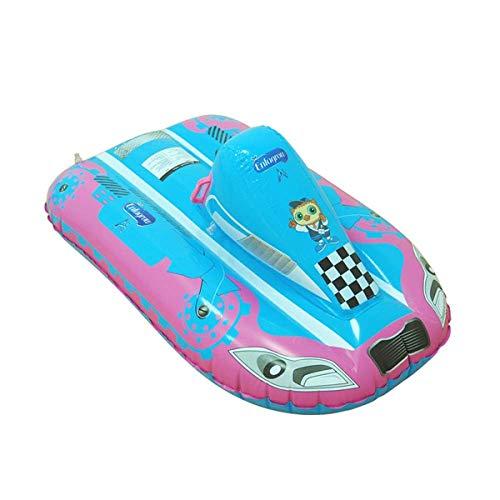 Schwimmring?Sichere Cartoon Baby Schwimmen Sitz Ring Infant Auto Form Pool Float Aufblasbare Einstellbare Yacht Fischerboot Für Kinder Wasser Spielzeug