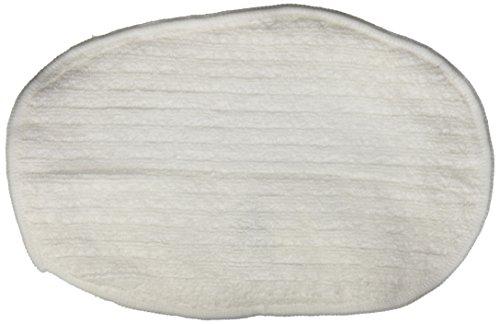 2Bissell waschbar, wiederverwendbar Dampf Ersatz Mikrofaser Mop Pads für Bissell Dampfreiniger Modell 1867; Vergleichen zu Bissell Dampfmop Teil # 203–2158, 2032158, 3255, 32525; Entworfen und Hergestellt von Crucial Vacuum