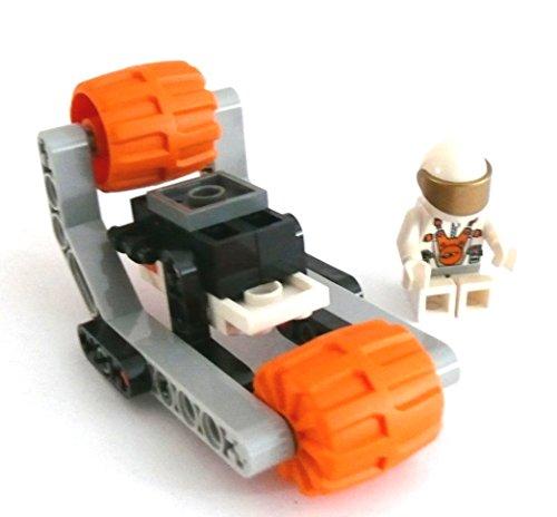 PM-01-09 LEGO ® - Space - Fahrzeug - Weltall - Fähre - Raumfahrzeug - genaue Angabe ?
