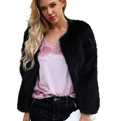536a0c6eb0e DEELIN Moda Mujer Personalidad Ocasional ImitacióN Piel SóLido Color Gran.