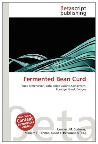 Fermented Bean Curd