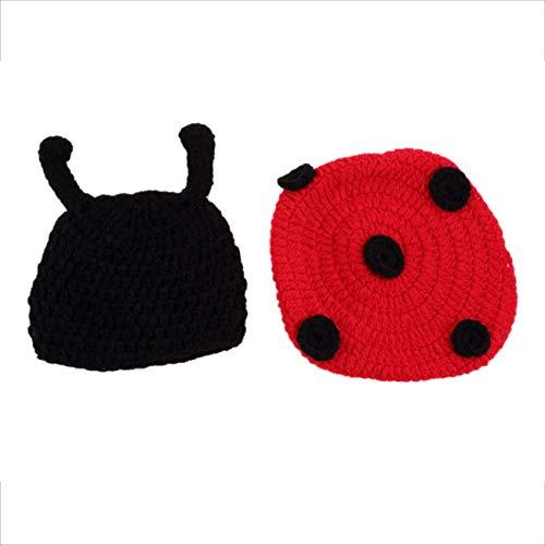 Jiobapiongxin Drop Shipping Neonato all'Uncinetto Knit Photo Photography Prop Costume Cappello Berretti Outfit Nuovo Arrivo JBP-X