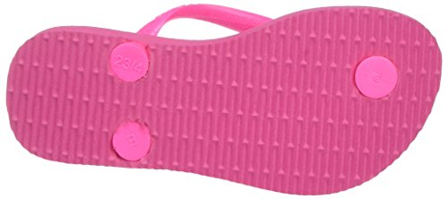 Havaianas Slim, Tongs fille Rose (Shocking Pink/Shocking Pink 8447)