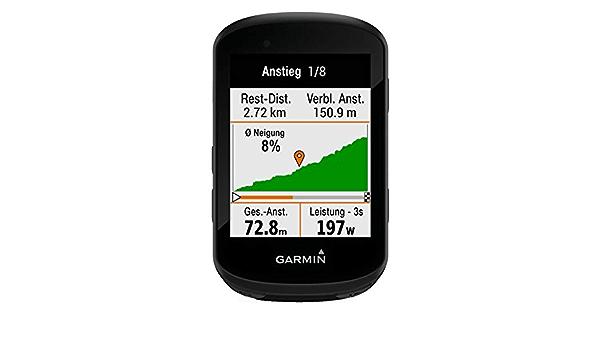 Garmin Gps Fahrradcomputer Edge 530 Sport Freizeit