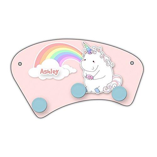 wand-garderobe-mit-namen-ashley-und-schonem-einhorn-motiv-mit-donut-und-regenbogen-fur-madchen-garde