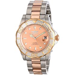 Invicta 9423 40mm Automatic Multicolor Steel Bracelet & Case flame fusion Men's Watch