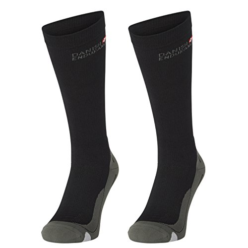 DANISH-ENDURANCE-Calcetines-de-Compresin-Negro-EU-35-38