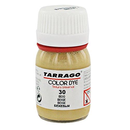 Tarrago Color Dye 25ml, Zapatos y Bolsos Unisex Adulto, (Beige 30), 20 mL