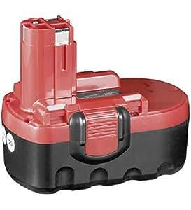 Batterie compatible bOSCH 2607335687