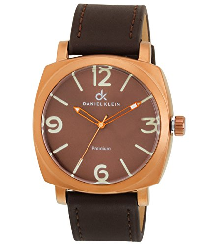 413z7V%2BOkOL - Daniel Klein DK10204 1Brown Mens watch
