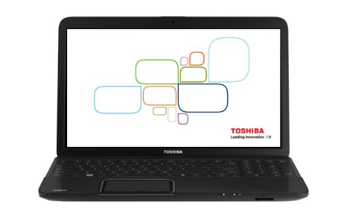 Toshiba C850D-11C, Satellite Computer portatile 15.6 Pollici, HDD 320 GB, 4 Gb RAM, Windows 8, Nero