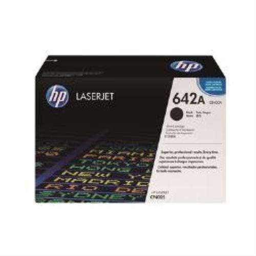 Preisvergleich Produktbild HEWLETT PACKARD HP Druckkassetten schwarz 7.500 Seiten CB400A