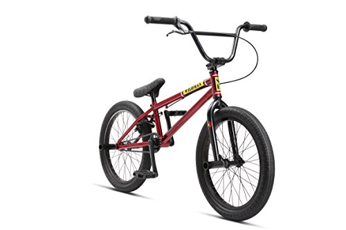 "SE Bikes ""Wildman"" 2017 BMX Rad – Red Metal 