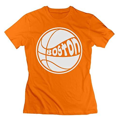 Boston Basketball Womens Tshirts -