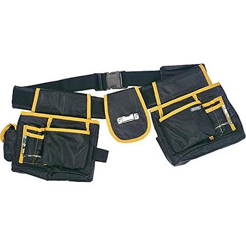 Elite Wahl Draper xs17–09242DIY Polyester Werkzeuggürtel doppelt (1)–Min 3Jahre Garantie