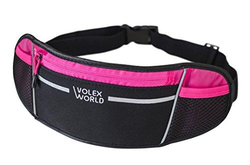 Laufgürtel Hüfttasche Sport und Freizeit - speziell für Damen