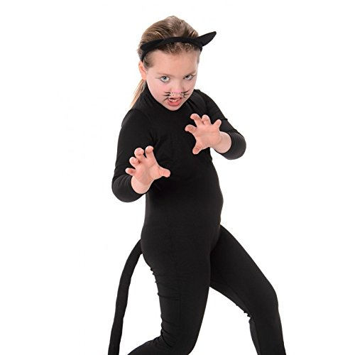 Imagen de karnival–costumes 83036–gato negro disfraz para niños tamaño m alternativa
