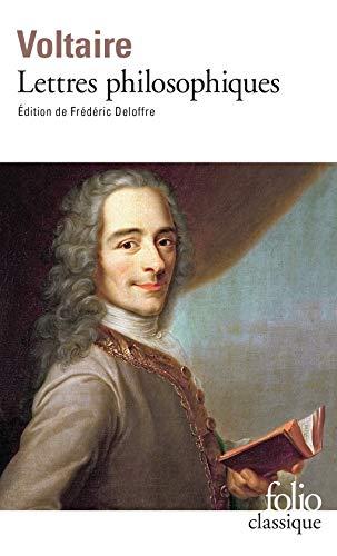 Lettres philosophiques par Voltaire