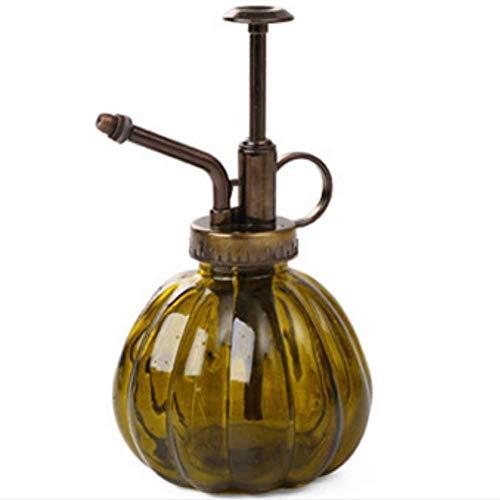 Arrosoir vaporisateur pour plantes - Arrosoir en verre vaporisateur Rétro citrouille en verre coloré fleurs jardin Arrosoir Outils de jardinage pour plantes fleurs intérieur