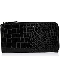 Satya Paul Women's Wallet (Black)