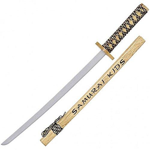 Holzschwert Samurai 15241 Kids für Kinder Katana Bokken ()