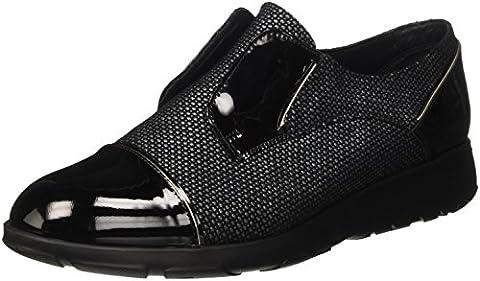 Fratelli Rossetti 75366, Sneakers basses femme - gris - Grigio (Piombo), 40 EU