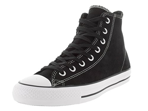 Converse Chuck Taylor All Star Hi Pro Skate Shoe Black/White