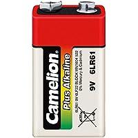 Camelion 6LF22 9 V e batterie alcaline, Shrink Wrap confezione)
