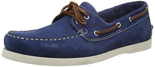 TBS Phenis D8, Chaussures Bateau Hommes Bleu (Cobalt)
