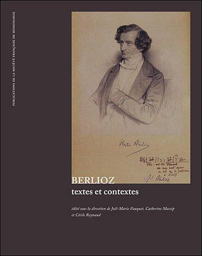 Berlioz, textes et contextes