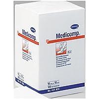 Medicomp unsteril 10x20 cm, 100 Stück preisvergleich bei billige-tabletten.eu