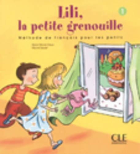Lili la petite grenouille 1, Mthode de franais pour les petits