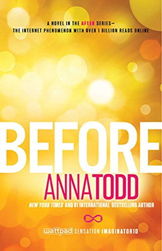 Before (The After Series Book 5) (English Edition) eBook: Todd ...