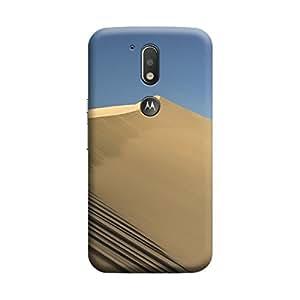 Ebby Premium 3d Desinger Printed Back Case Cover For Moto G4 Plus (Premium Desinger Case)