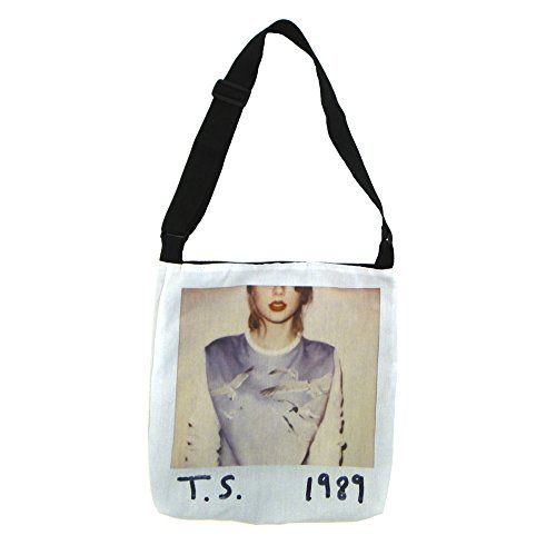 Taylor Swift Offizielles 1989 Polaroid Album Cover Tasche - Taylor Youth T-shirt