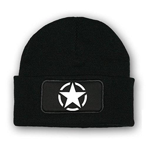 -bonnet-beenie-allied-star-us-army-etoile-armoiries-wk-hiver-fourrure-uniform-hoheit-logo-insigne-mi