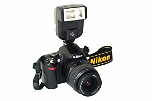 Universal Hot Shoe Camera Electronic Flash Light for Nikon D3400,D3300,D3200,D3100,D3000, D810,D800,D700,D610,D600,D300,D7100,D7000,D5500 ,D5300,D5200,D5100,D90,D70,D60,D50,D40,D40x.