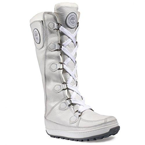 Timberland Mukluk Boots Women Winterstiefel white - 37,5 (Mukluk Damen)