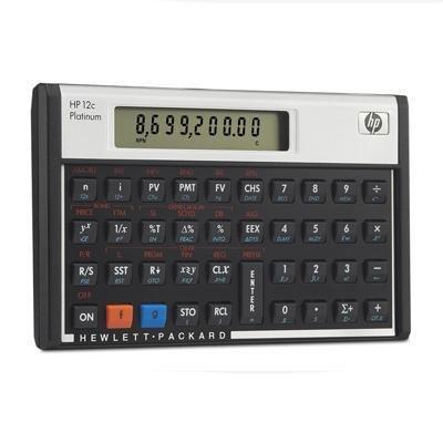 Finanzielle Rechner, 5–1/10quot; X3–1/10quot; X3/5, platin